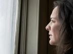 Woman Gazing Out a Window