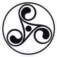 body mind spirit synergy Celtic symbol