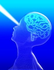 brain focused after alternative treatments for depression
