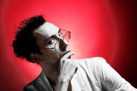 Crazy Doctor Diagnosing Fear of Abandonment