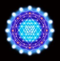beautiful yantra of light